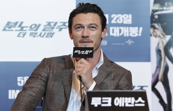 Luke Evans Photos Photos - 'Fast & Furious 6' Press ...