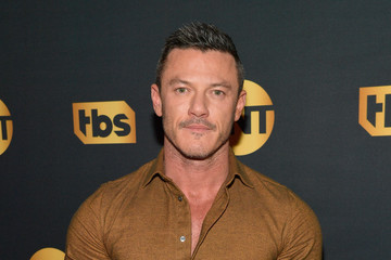 Luke Evans TNT and TBS Lodge at Sundance