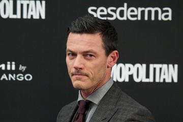 Luke Evans Cosmopolitan Fun Fearless Awards