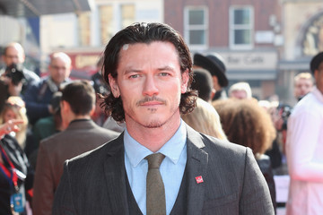 Luke Evans Arrivals at the Success Awards