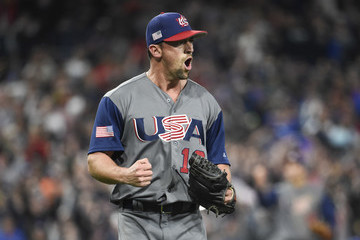 Luke Gregerson World Baseball Classic - Pool F - Game 6 - United States v Dominican Republic