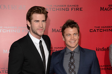 Luke Hemsworth 'The Hunger Games: Catching Fire' Premieres in LA — Part 3