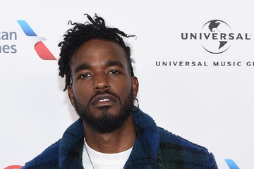 Luke James Universal Music Group's 2018 After Party For The Grammy Awards Presented By American Airlines And Citi On January 28, 2018 In New York City - Arrivals