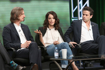 Luke Kirby SundanceTV TCA Panel for 'Rectify'