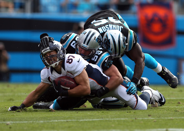 Luke+Kuechly+Denver+Broncos+v+Carolina+P