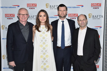 Luke Parker Bowles Charles Tremayne In Conversation with Keira Knightley