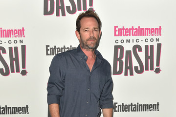 Luke Perry Entertainment Weekly Comic-Con Celebration - Arrivals