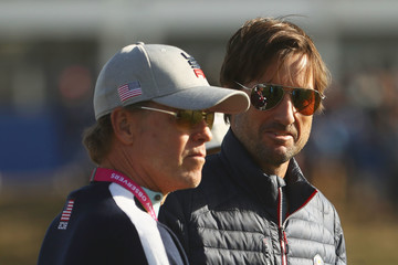 Luke Wilson 2018 Ryder Cup - Afternoon Foursome Matches
