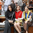 Lukita Maxwell Tory Burch Spring/Summer 2022 Collection & Mercer Street Block Party - Front Row