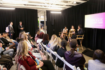 Luna Blaise The Teen Vogue Summit Los Angeles 2018 - On Stage Conversations And Atmosphere