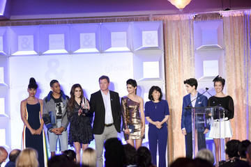 Luna Blaise Rising Stars At The GLAAD Media Awards Los Angeles