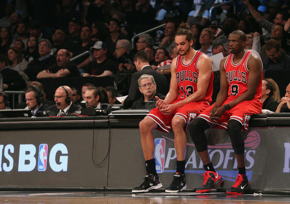 Luol+Deng+Chicago+Bulls+v+Brooklyn+Nets+