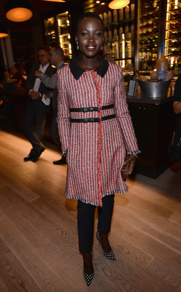 "Lupita Nyong'o - 2013 Toronto International Film Festival - Grey Goose Vodka Dinner For ""The Invisible Woman"""