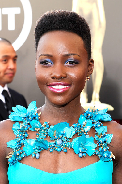 Lupita Nyong'o - 20th Annual Screen Actors Guild Awards - Red Carpet