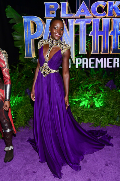 Premiere Of Disney And Marvel's 'Black Panther' - Red Carpet