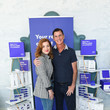 Lyda Loudon SmileDirectClub Invites Celebrities And Influencers To Join Them At TMG's Pre-Oscars Lounge Party At The Beverly Hilton Hotel To Get Them Red Carpet-Ready With Its Premium Teeth Whitening Bar And New Line Of Oral Care Products