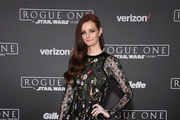 Lydia Hearst Premiere of Walt Disney Pictures and Lucasfilm's 'Rogue One: A Star Wars Story' - Arrivals