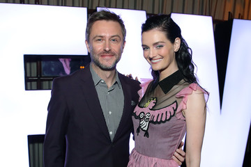 Lydia Hearst Chris Hardwick 2020 Getty Entertainment - Social Ready Content
