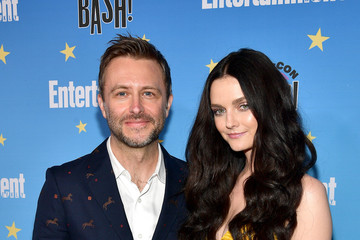 Lydia Hearst Chris Hardwick Entertainment Weekly Hosts Its Annual Comic-Con Bash - Arrivals