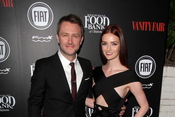 Lydia Hearst Chris Hardwick Vanity Fair and FIAT Toast to 'Young Hollywood' - Arrivals