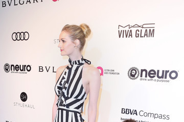 Lydia Hearst 25th Annual Elton John AIDS Foundation's Oscar Viewing Party - Arrivals