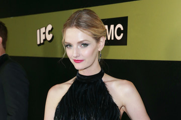 Lydia Hearst AMC Networks 69th Primetime Emmy Awards After-Party Celebration - Red Carpet