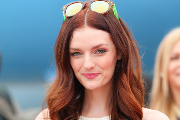 Lydia Hearst Life Ball 2015 - Celebrities Arrive In Vienna