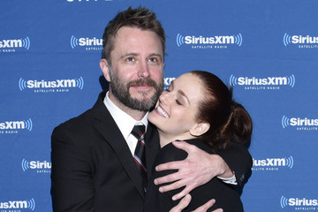 Lydia Hearst SiriusXM's 'Town Hall' With Chris Hardwick