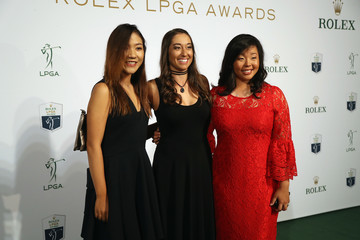 Lydia Ko LPGA Rolex Players Awards