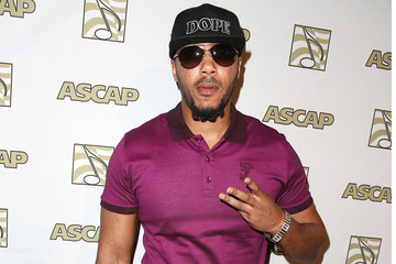 Lyfe Jennings Arrivals at the ASCAP Rhythm and Soul Music Awards