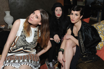 Lykke Li Marni At H&M Collection Launch - Inside