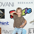 Lyla Lou The Society Fashion Week / House Of Barretti Official After Party Hosted By Toddlers & Tiaras Star And Fashion Designer Isabella Barrett