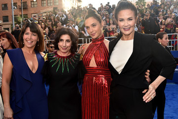Lynda Carter Premiere of Warner Bros. Pictures' 'Wonder Woman' - Red Carpet