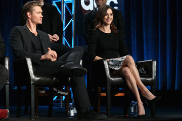 Lyndsy Fonseca Winter TCA Tour: Day 8