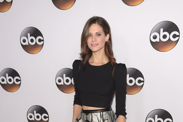 Lyndsy Fonseca Disney & ABC Television Group's TCA Winter Press Tour - Arrivals
