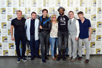 Lynette Rice Entertainment Weekly's 'Brave Warriors' Panel At San Diego Comic-Con 2019