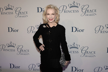 Lynn Wyatt 2016 Princess Grace Awards Gala With Presenting Sponsor Christian Dior Couture - Arrivals