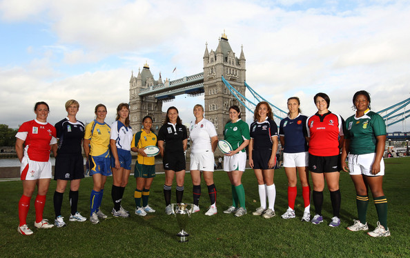 Women's Rugby World Cup England 2010 Official Launch