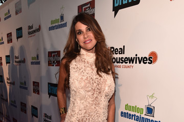 Elegant Lynne Curtin Premiere Party For Bravou0027s U0027The Real Housewives Of Orange  Countyu0027 10 Year