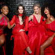 Lyric Ross The American Heart Association's Go Red For Women Red Dress Collection 2020 - Backstage