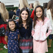 M.I.A. Brooks Brothers And St Jude Children's Research Hospital Annual Holiday Celebration In Beverly Hills