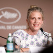 Mélanie Laurent Jury Press Conference - The 74th Annual Cannes Film Festival