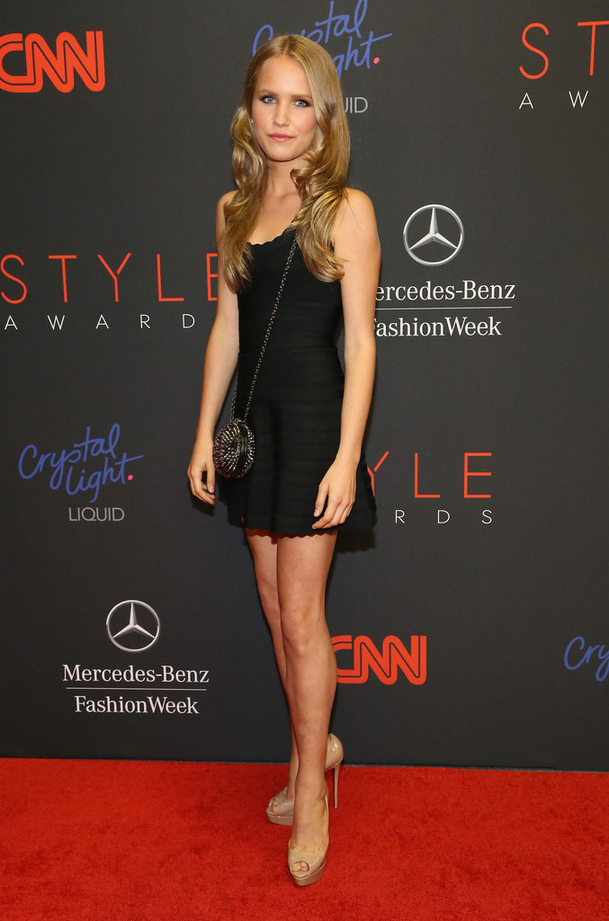 Sailor Brinkley Cook Photos Photos Mbfw Arrivals At The