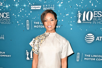 MC Lyte Essence Black Women In Hollywood Awards - Red Carpet