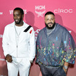 Sean Combs and DJ Khaled Photos
