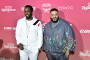 Sean Combs and DJ Khaled Photos Photo