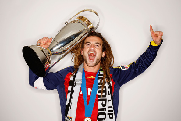 Kyle Beckerman Pictures - MLS CUP Portraits - Zimbio