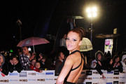 Jade Thompson attends the MOBO Awards 2011 at the SECC on October 5, 2011 in Glasgow, Scotland.
