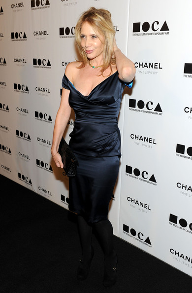"Actress Rosanna Arquette arrives at ""The Artist's Museum Happening"" MOCA Los Angeles Gala held at MOCA Grand Avenue on November 13, 2010 in Los Angeles, California."