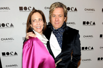 "Nancy Marks MOCA's Annual Gala ""The Artist's Museum Happening"" - Red Carpet"